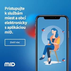 Aplikácia MID